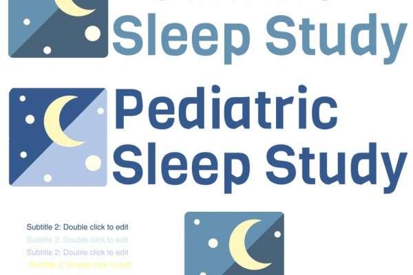 Pediatric Sleep Study Logo
