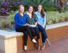 Jenny, Casey, Kendra